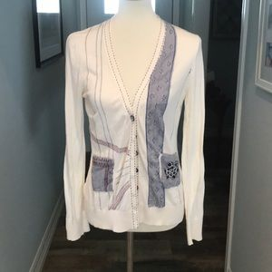 Guinevere for Anthropologie Cardigan